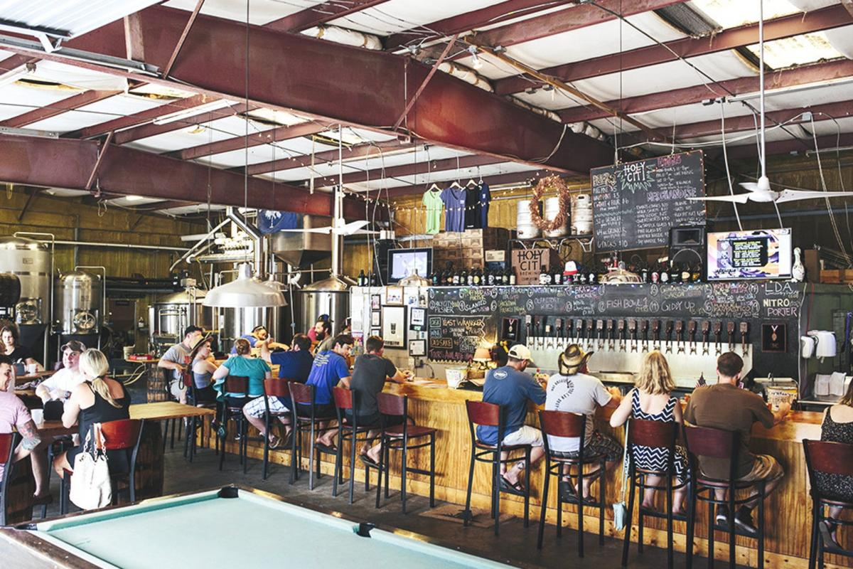 Charleston Ale Trail | Chad's Brewery