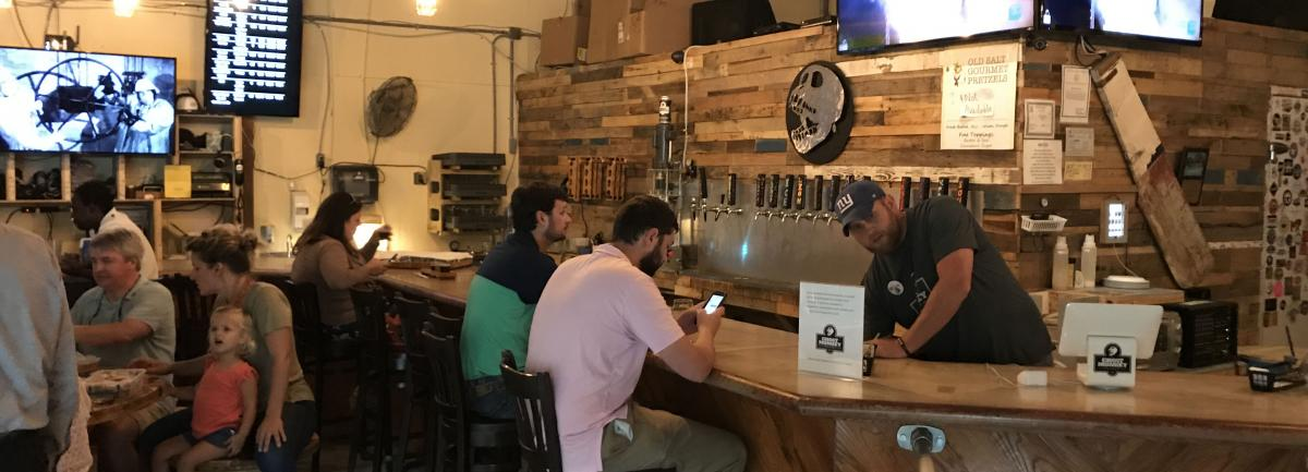 Charleston Ale Trail | Ghost Monkey Brewery