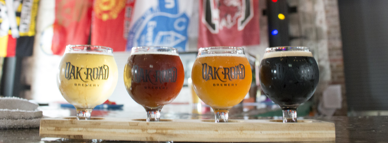 Charleston Ale Trail | Oak Road Brewery