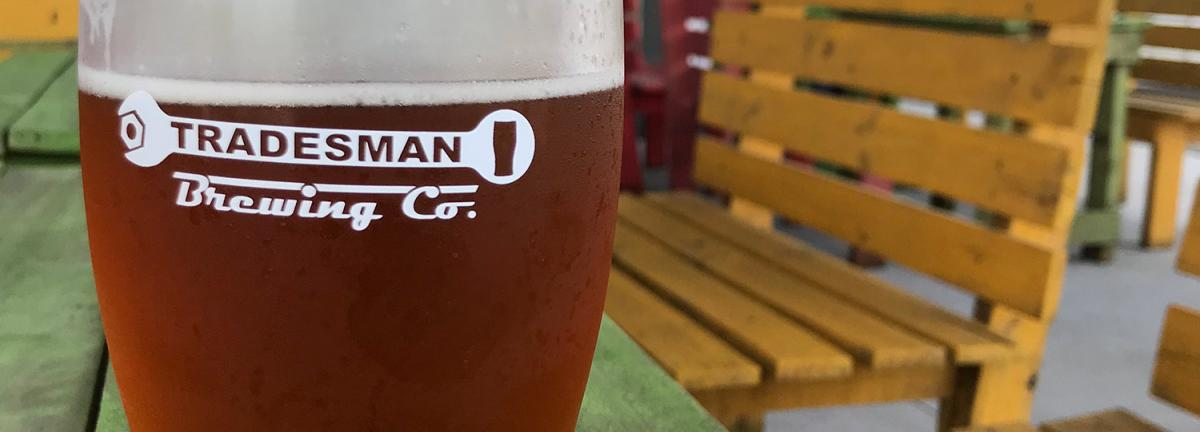 Charleston Ale Trail | Tradesman Brewing Co.